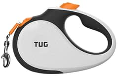 Best leash for german shepherds TUG 360° Tangle-Free, Heavy Duty Retractable Dog Leash with Anti-Slip Handle