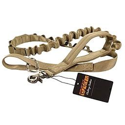 Excellent Elite Spanker Bungee Dog Leash (Military Dog Leash)
