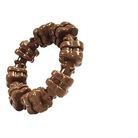 2-Nylabone Power Chew Textured Dog Chew Ring Toy